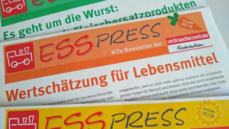 EssPress Newsletter