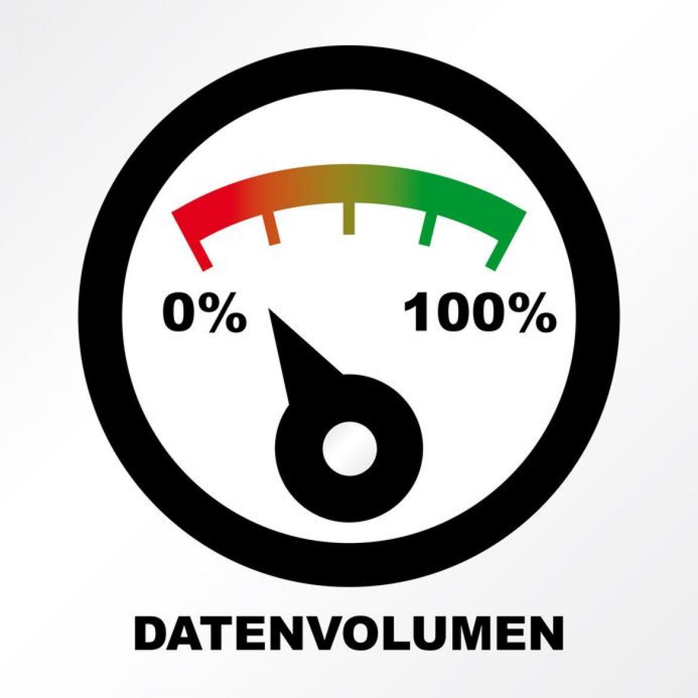 Datenvolumen Verbrauch