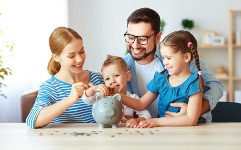 Sparen Für Enkelkinder