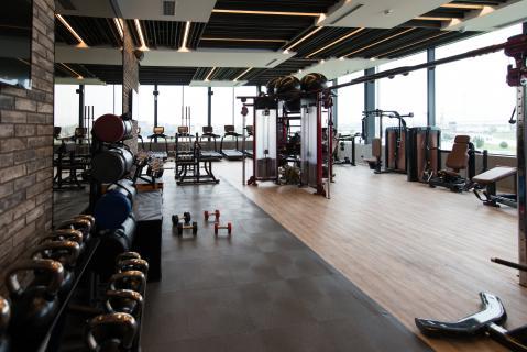 Fitnessstudio Geschlossen
